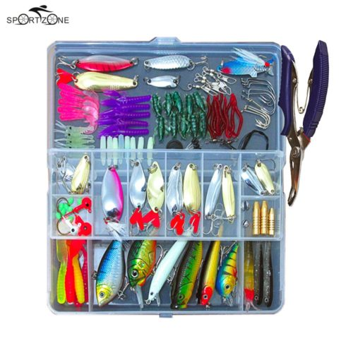 Fishing Tackle Luring Set