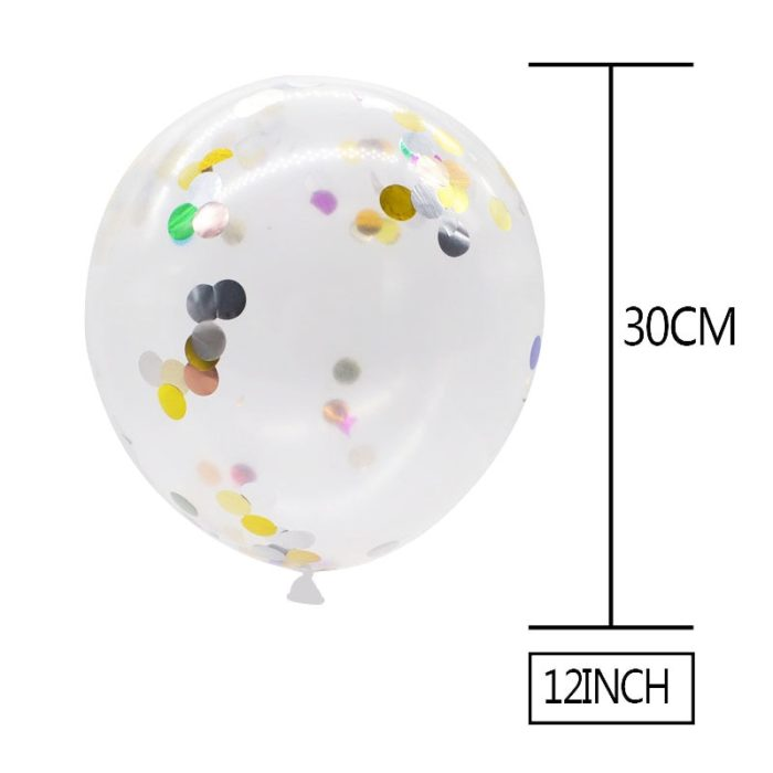 Confetti Balloons Party Decorations