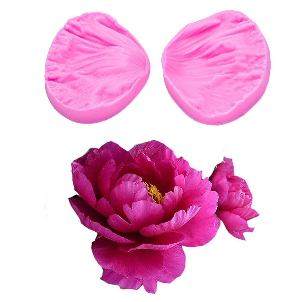 Image result for Chocolate Molds 3D Flower Petals