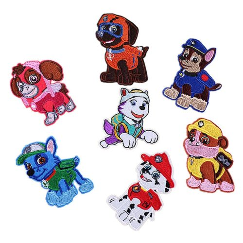 Custom Patches Dog Clothing Decoration
