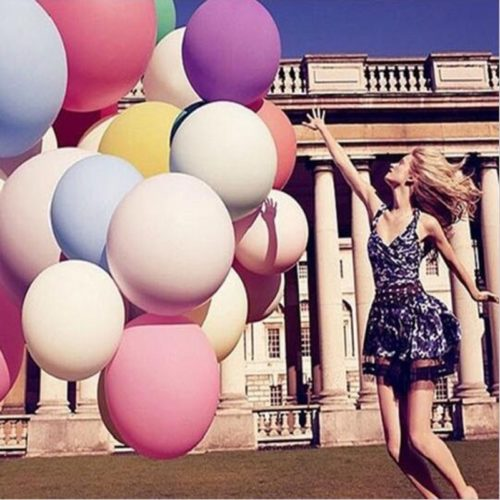 Latex Balloons 36-inch Giant Decor