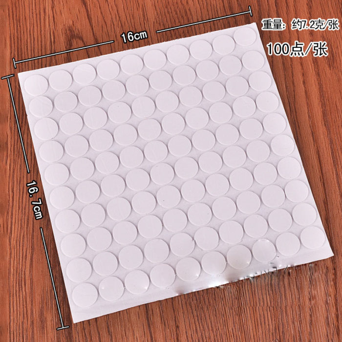 Glue Dots 100pcs Balloon Adhesive