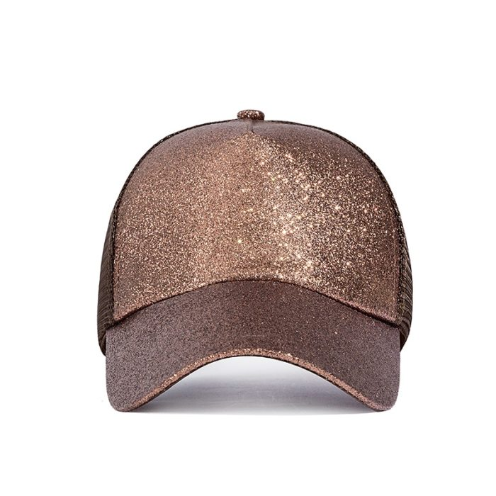 Ponytail Cap Snapback Baseball Hat