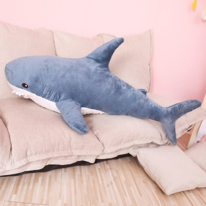 Shark Plush Toy Cushion Pillow