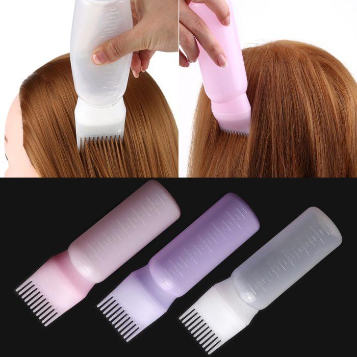 Shampoo Bottle Hair Dye Dispenser