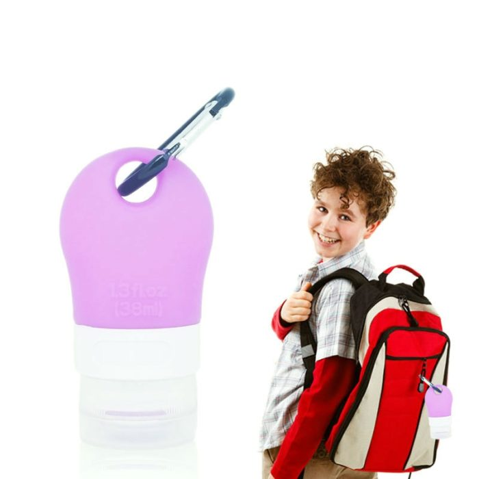 Travel Size Bottles Silicone Container