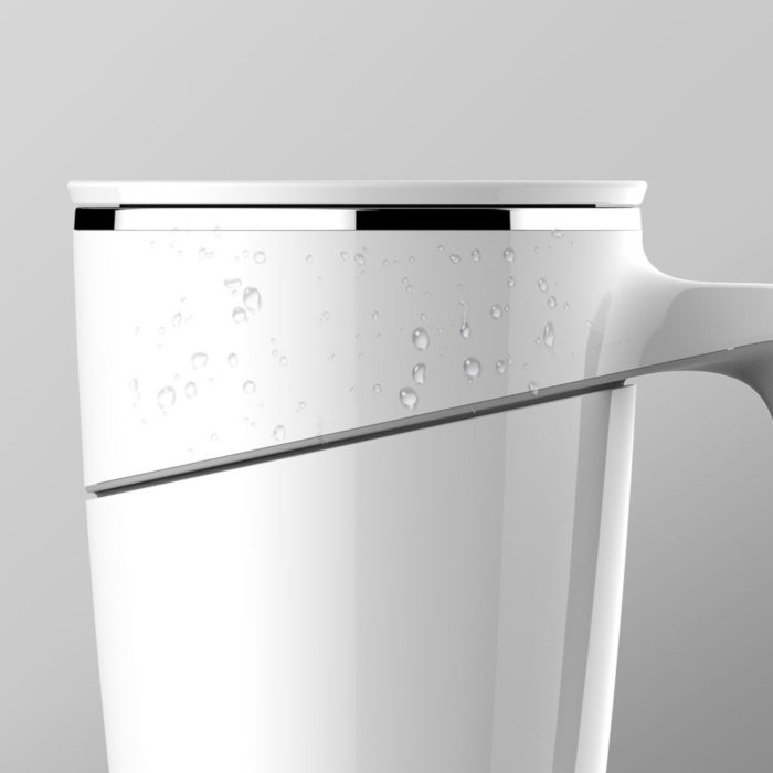 Insulated Mug Spill-Proof Drinking Cup