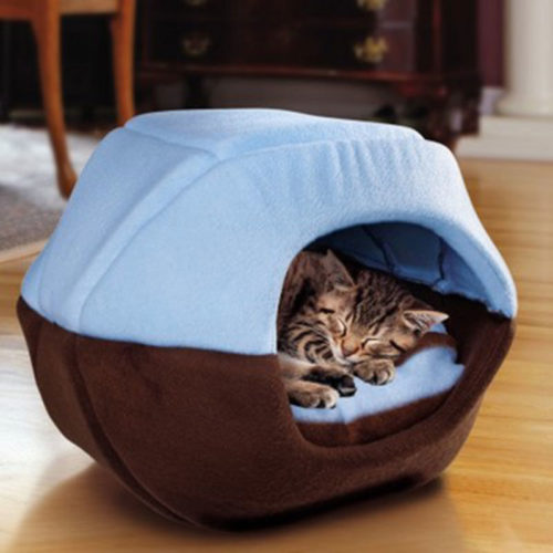 Cat House Foldable Sleeping Pad