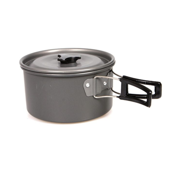 Camping Cook Set Portable Pans