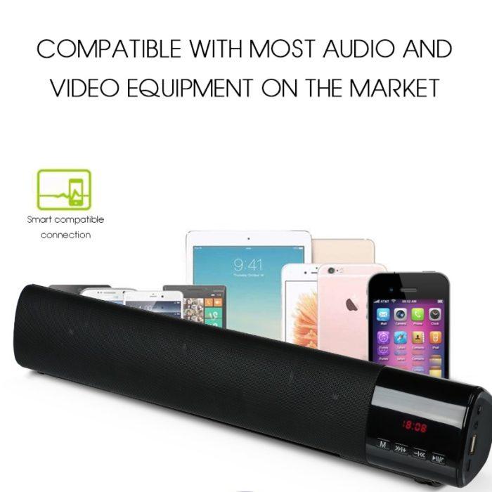 WiFi Speakers Portable Audio System