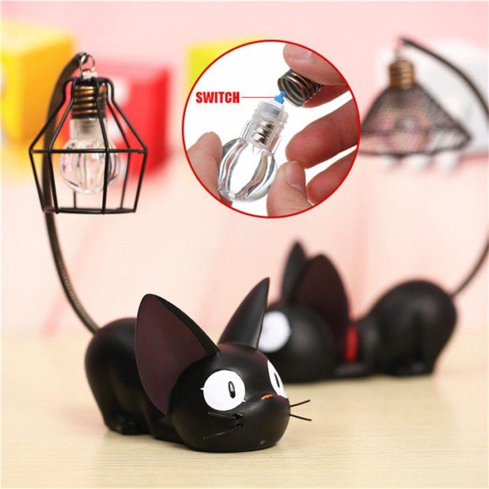 Cat Lamp Cute LED Night Light