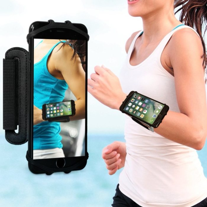 Running Phone Holder Arm Band
