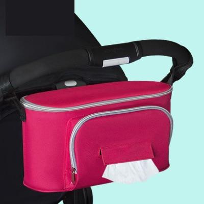 Stroller Bag Insulated Hanging Bag