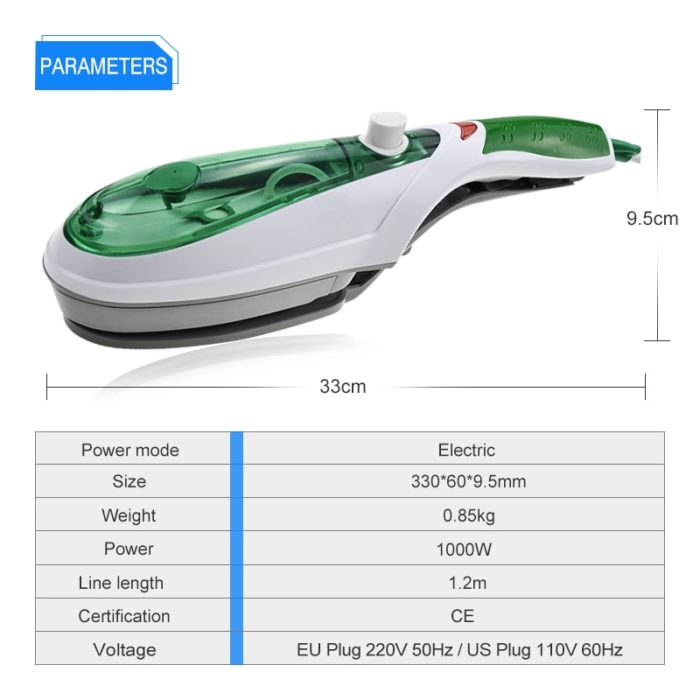 Clothes Iron Handheld Steamer