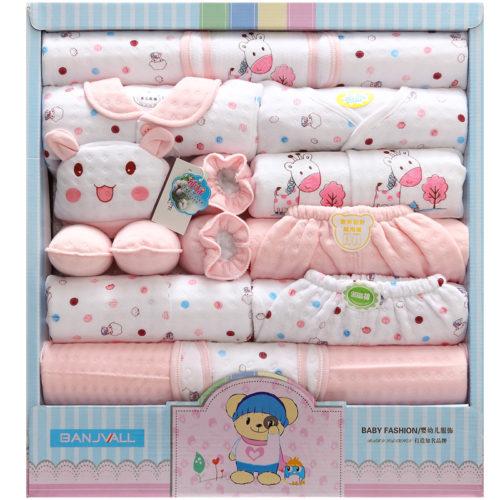 18pcs Newborn Baby Gifts Clothing Set