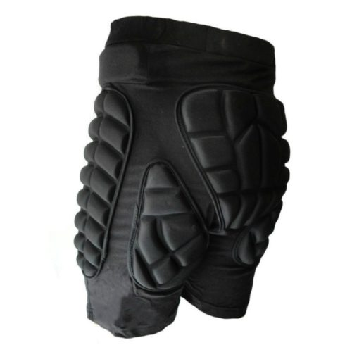 Padded Bike Shorts Sports Hip Protection