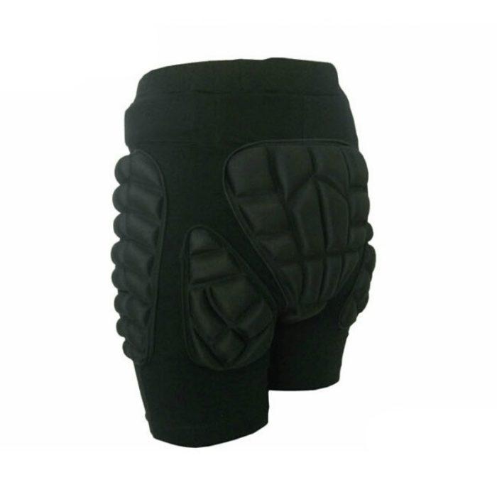 Padded Bike Shorts Sports Hip Protection