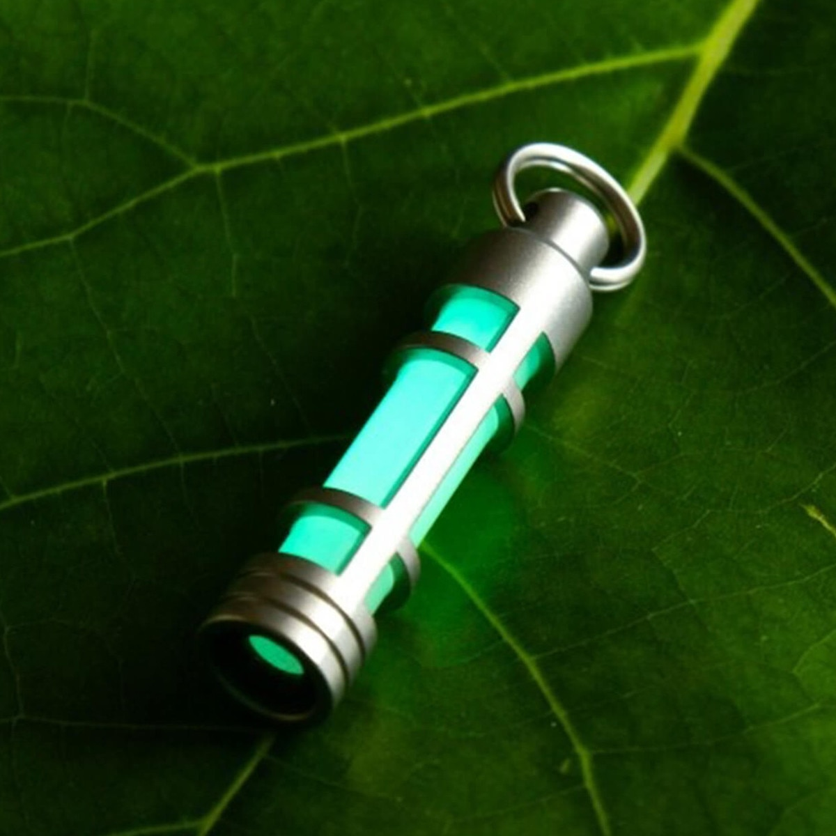 Cool Keychains Tritium Luminous Light Life Changing Products