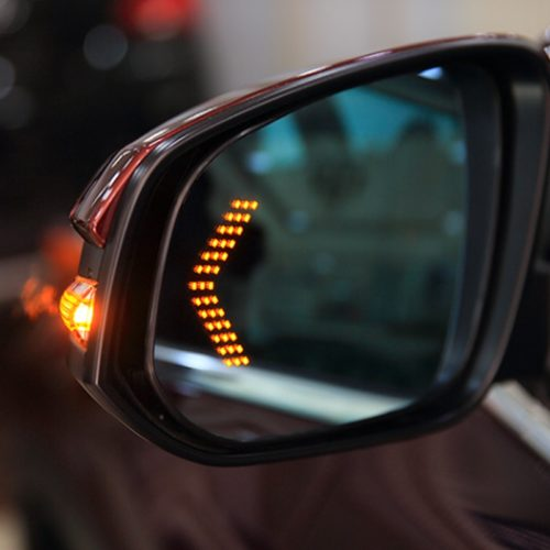 Turn Signal Car Side Mirror Light