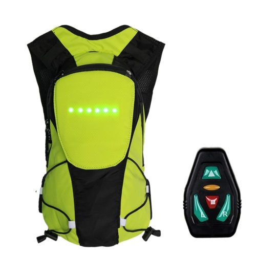 Bike Backpack Wireless LED Turn Signal