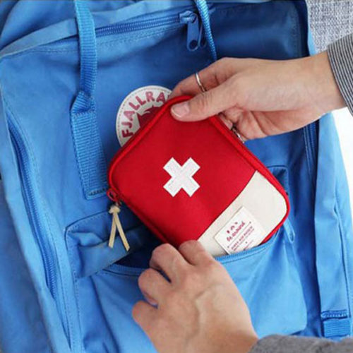 First Aid Portable Storage Bag