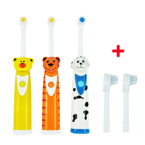 Kids Electric Toothbrush Baby Oral Care