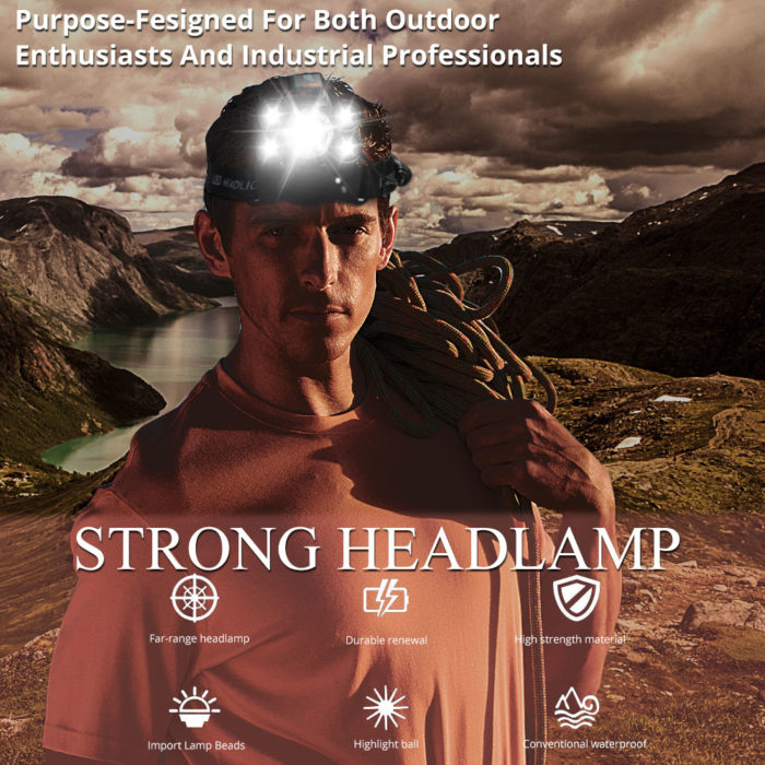 Headlight LED Headlamp