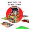 Mini Arcade Game Console