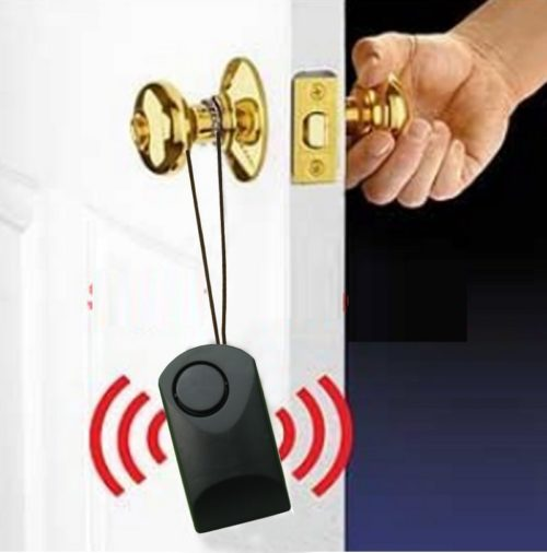 Door Alarm Sensor Systems