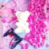 Rose Bear Homemade DIY Gift Kit