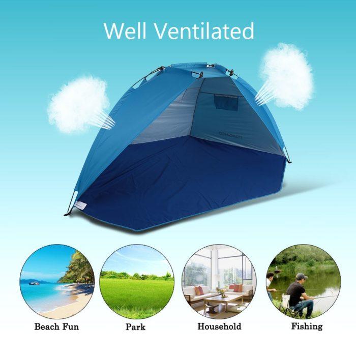 Sports Umbrella Outdoor Shelter Tent