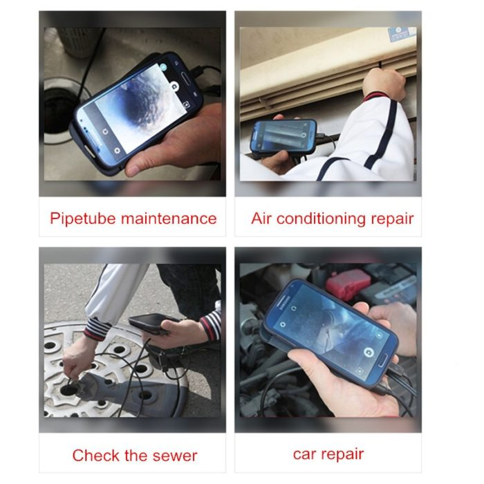 USB Endoscope Camera Inspection Cable
