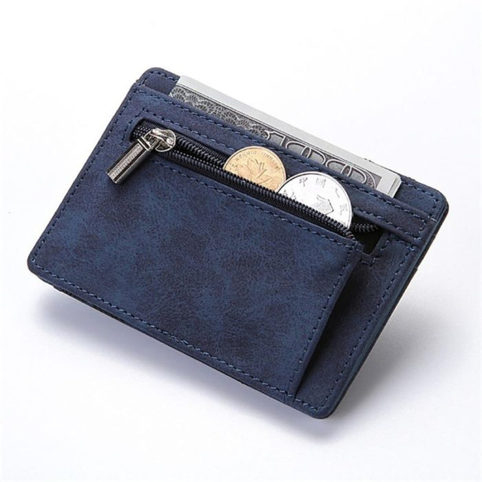 Magic Wallet Mini Card Holder