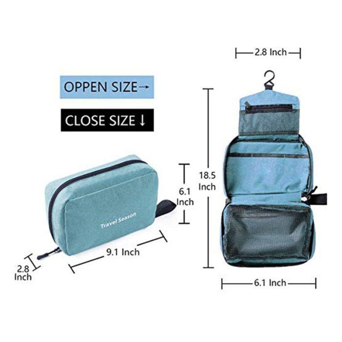 Cosmetic Travel Bag Makeup Case