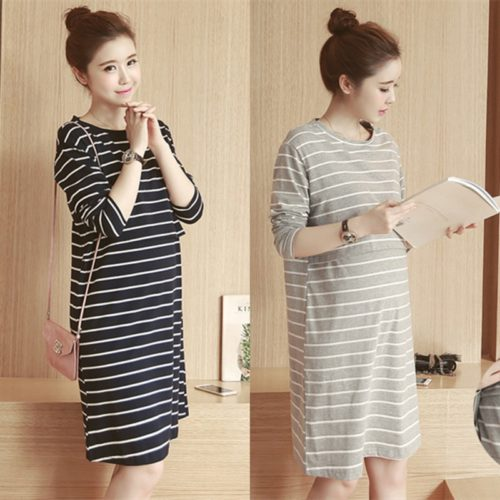 Nursing Dresses Maternity Clothes