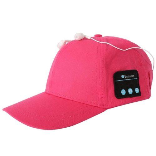 Bluetooth Baseball Cap With Music Earphone
