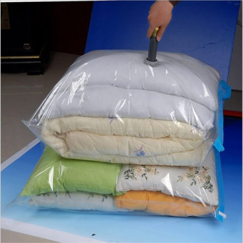 Vacuum Bags Storage Organizer