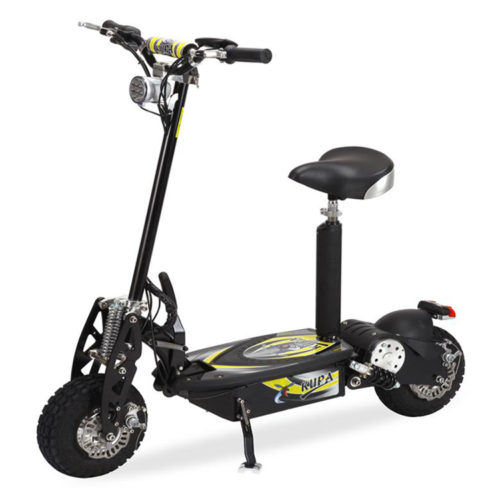 Electric Scooter With Seat Portable/Foldable