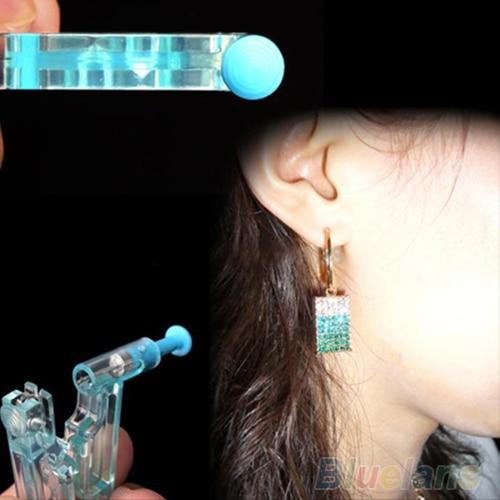 Ear Piercing Kit Disposable Gun