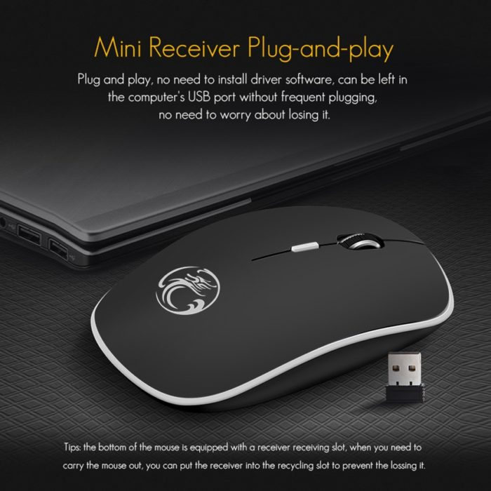 Ergonomic Mouse Wireless