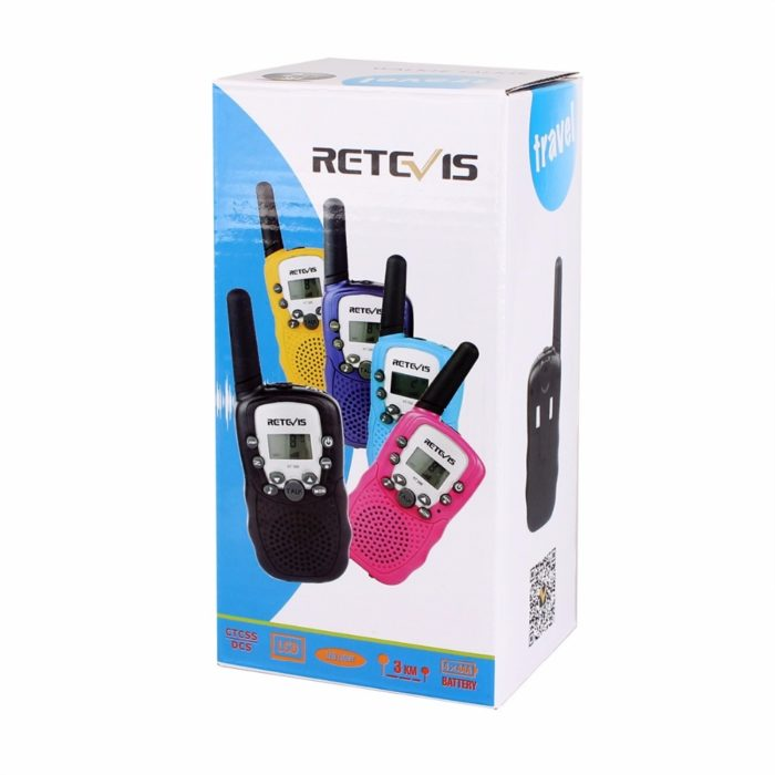 Kids Walkie Talkies Portable Radio