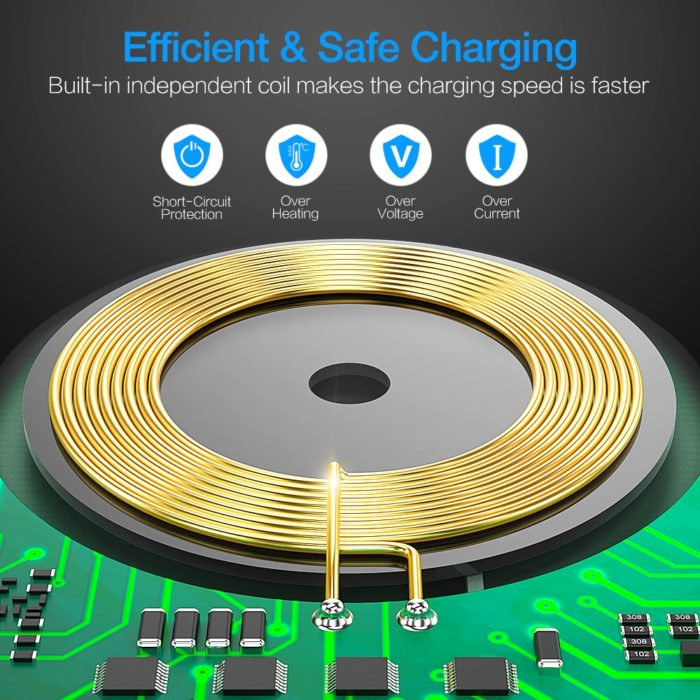 Apple Wireless Charger Charging Pad