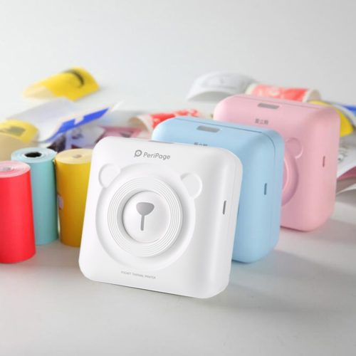 Mini Printer Bluetooth For Mobile Phone