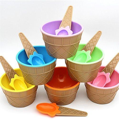 Dessert Cups Ice Cream Bowls