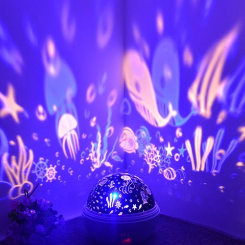Children Night Lights Projector