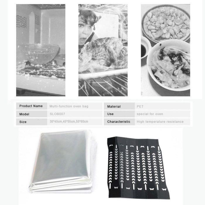 Oven Bags Multipurpose Roasting Bags