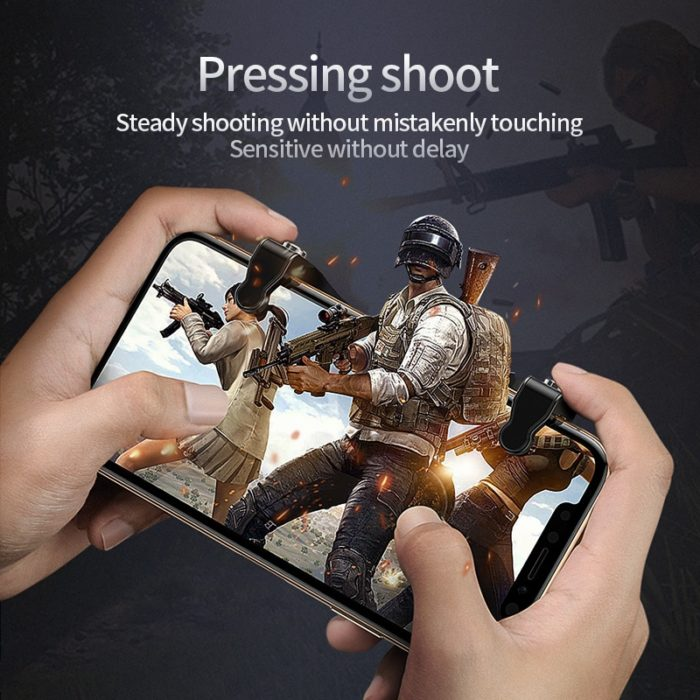 Phone Cooler Fan Game Shooter