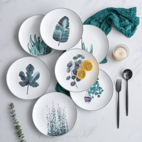 Dinner Plates Ceramic Tableware