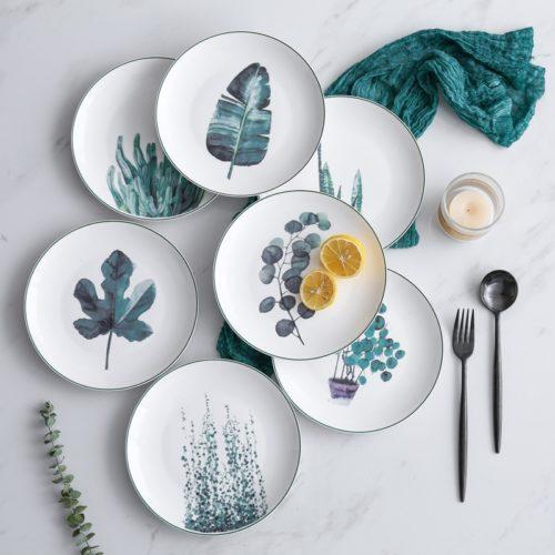 Dinner Plates Ceramic Tableware