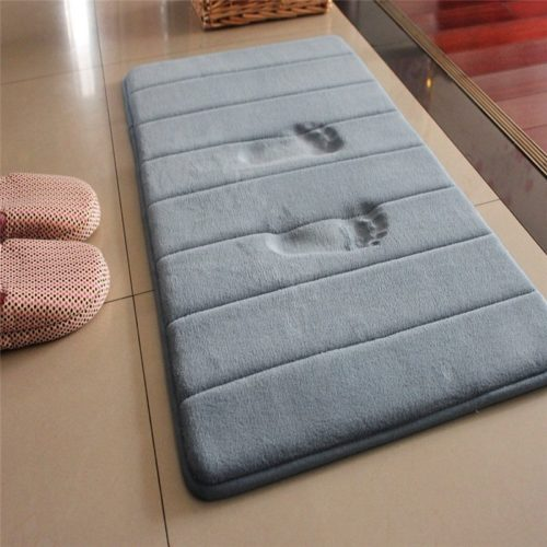 Bathroom Mats Super-Absorbent Bathroom Rugs